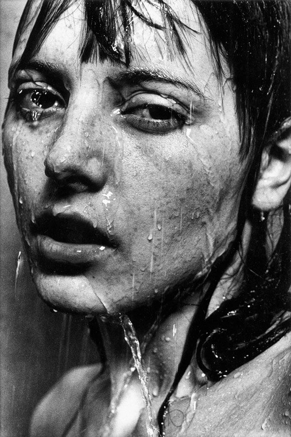 water droplets on face - Cerca con Google | art ...