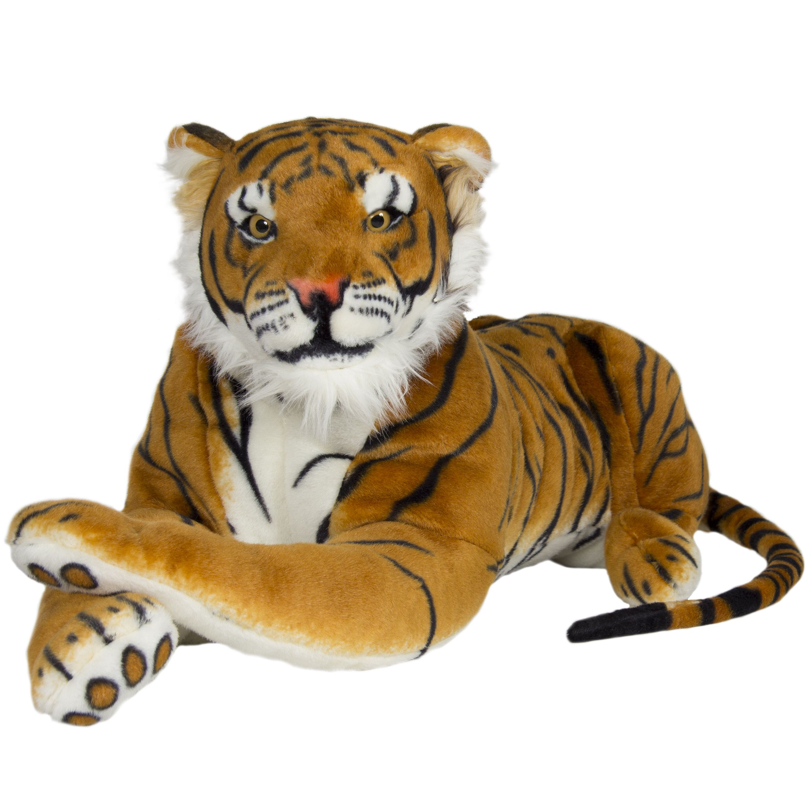 Pin by marketing on Plush Animals Tiger stuffed animal