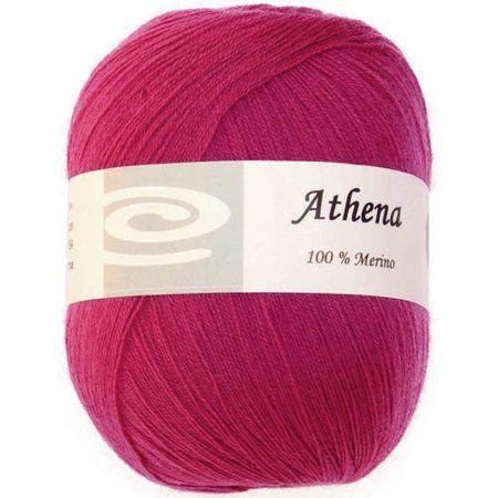 Elegant Yarns Athena Yarn, Pink | Products in 2019 | Yarn