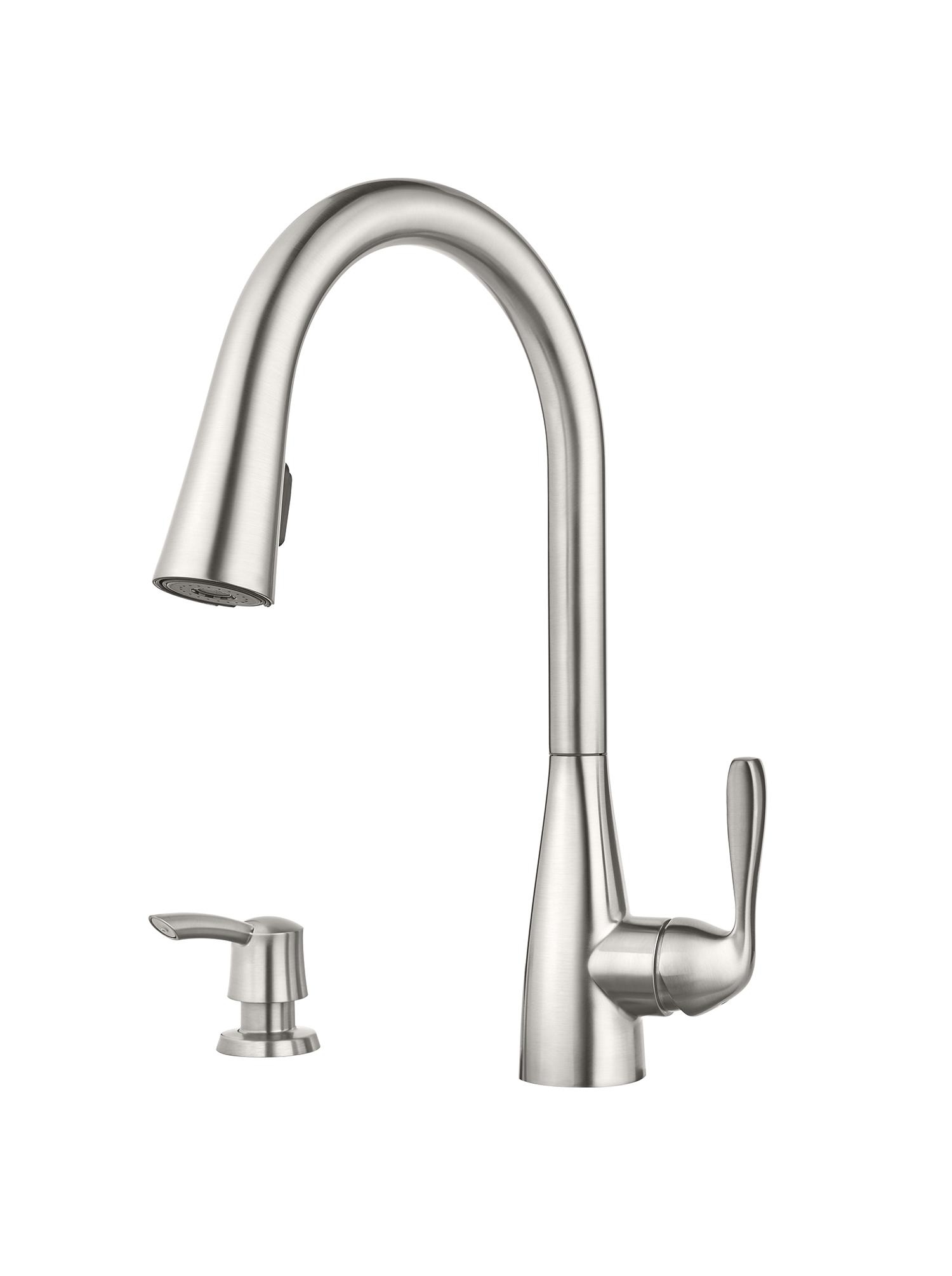 product detail kitchen faucet