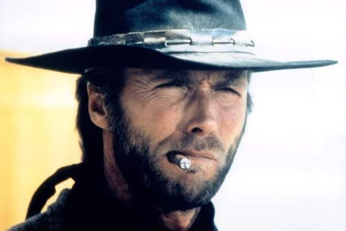 Clint Eastwood High Plains Drifter Clint Eastwood Cowboy Clint Eastwood