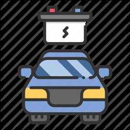 Car Battery Icon Battery Icon Car Battery Chevrolet Logo