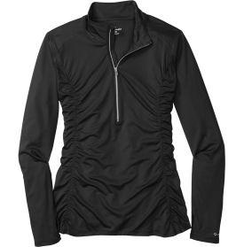 Moving Comfort Women's Sprint Half Zip Long Sleeve Shirt - Dick's Sporting Goods
