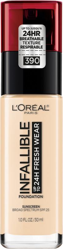 L'Oréal Infallible Fresh Wear 24HR Foundation Foundation