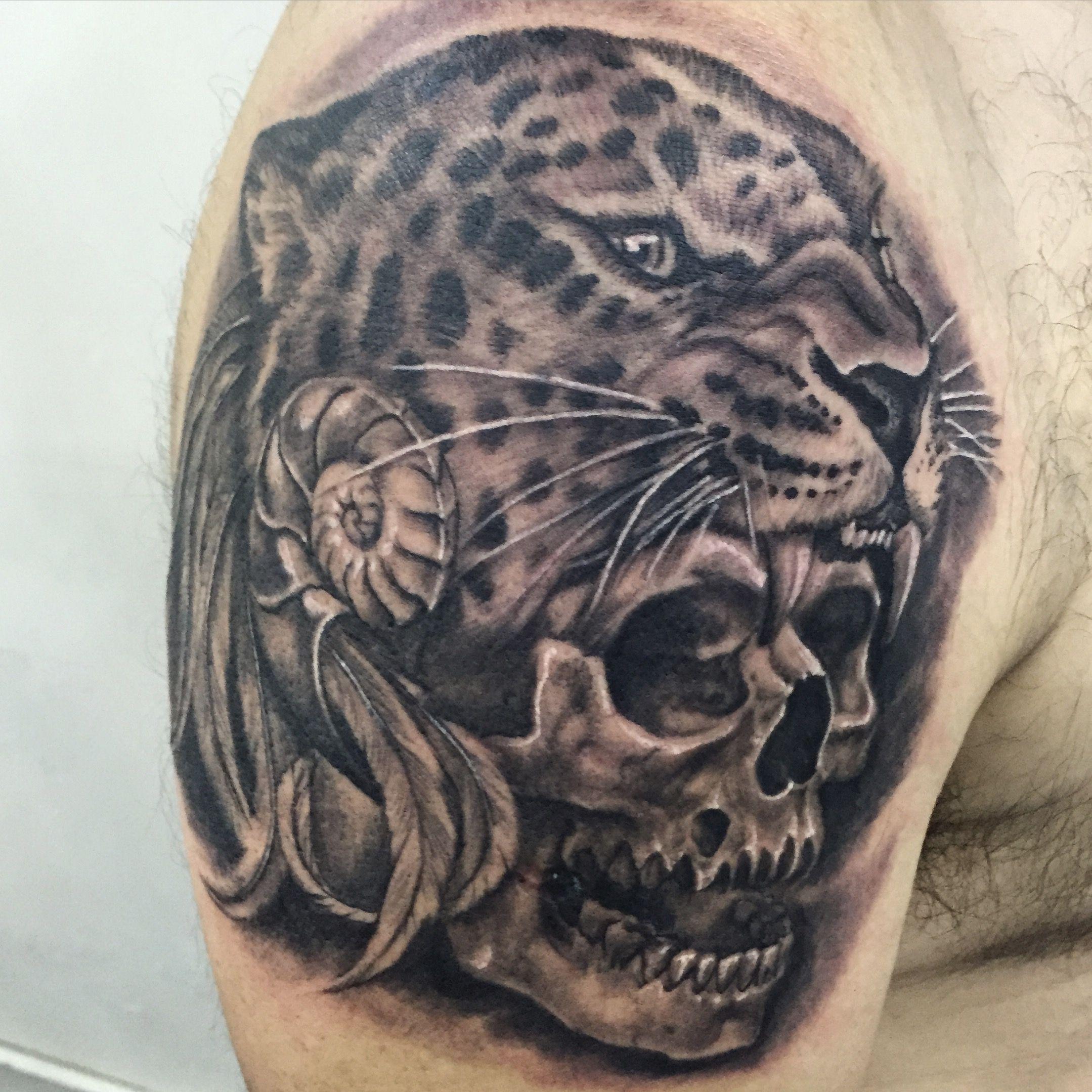Tattoo Done by Indio Reyes (@indioreyes) at Tatuajes de Reyes ...