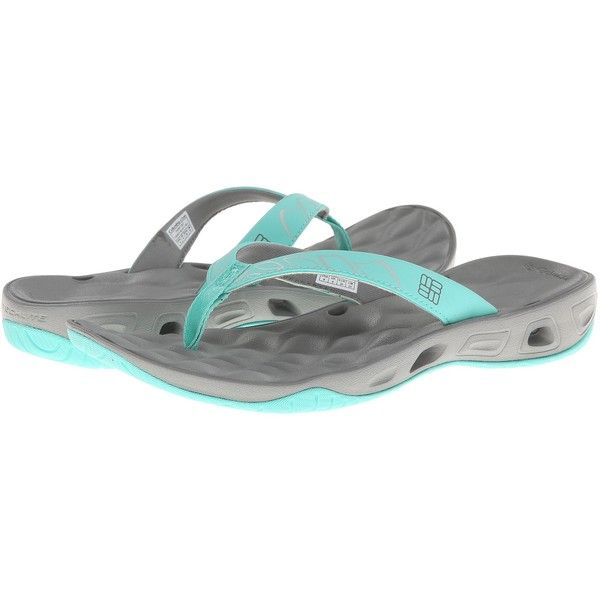 Columbia Suntech Vent Flip (Lake Shore/Boulder) Women's Shoes ($27) ❤