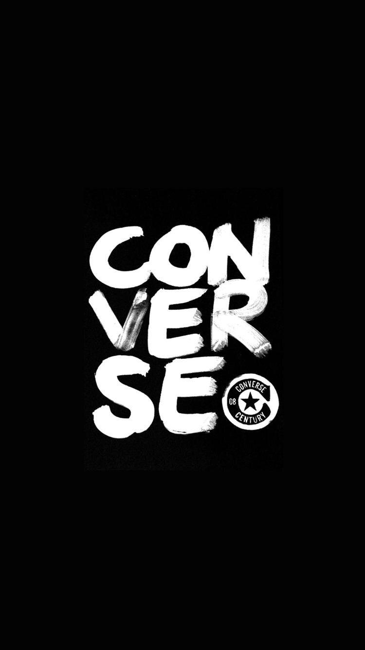 Pin oleh Nika di Brands Wallpapers | Converse wallpaper ...