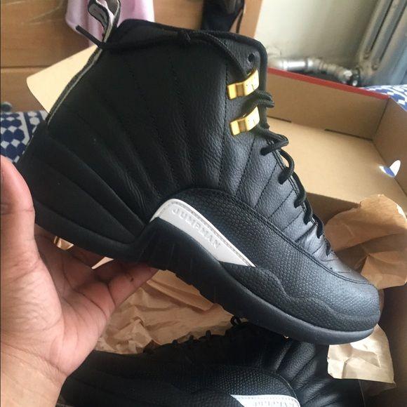 Air Jordan Master 12's Men's Air Jordan Master 12 Men's- size 9- Worn twice Jordan Shoes Sneakers