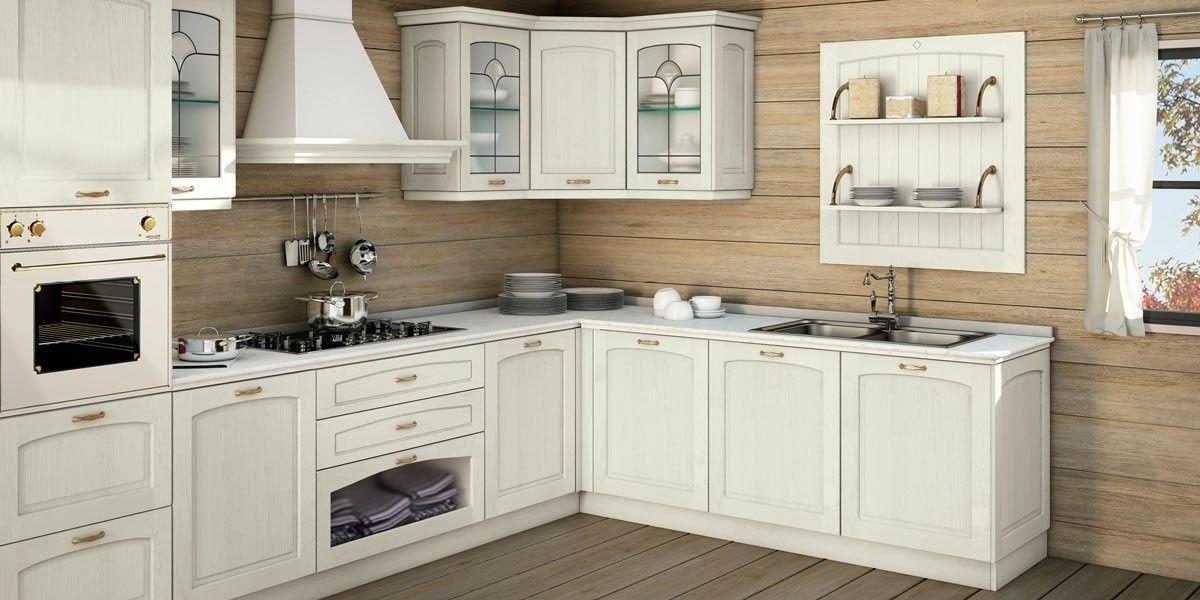 Come pulire le ante della cucina classica in legno