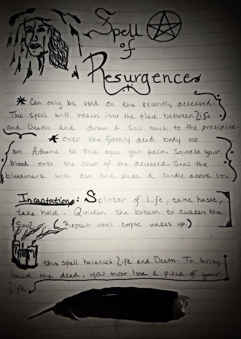 Spell of Resurgence