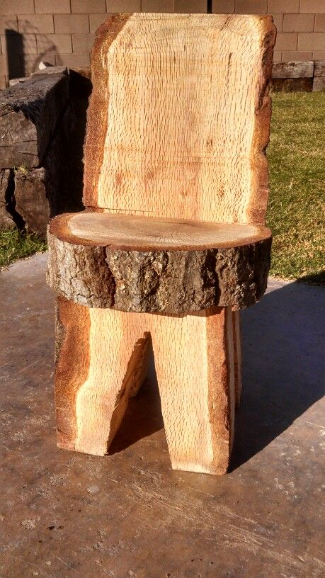 Log Chair For Kids Bench Log Chairs Woodworking For