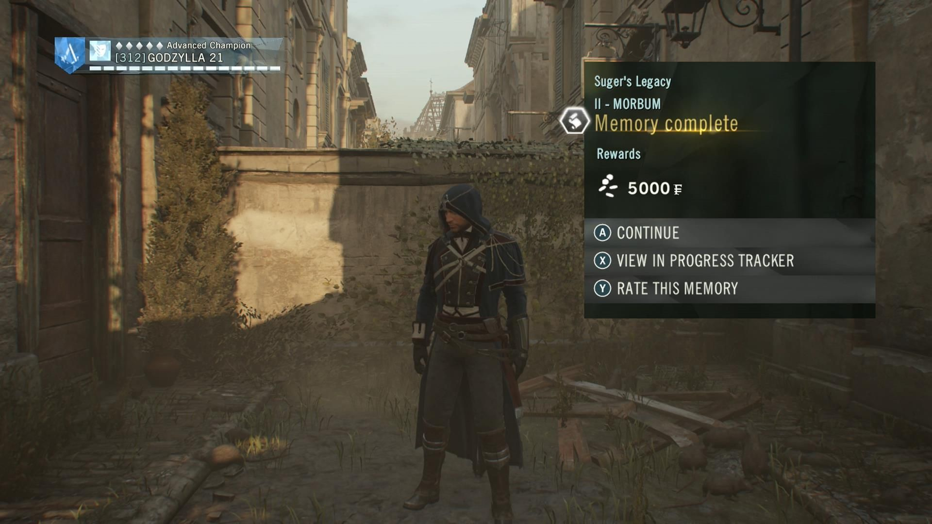 Assassin S Creed Unity Dead Kings Suger S Legacy Morbum