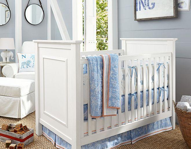 I Love The Pottery Barn Kids Noah On Potterybarnkids Com Baby Boy Rooms Cribs Nursery Decor Boy