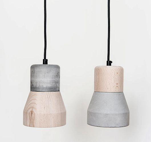 mit einer perfekten mischung aus rauem beton und weichholz. Black Bedroom Furniture Sets. Home Design Ideas