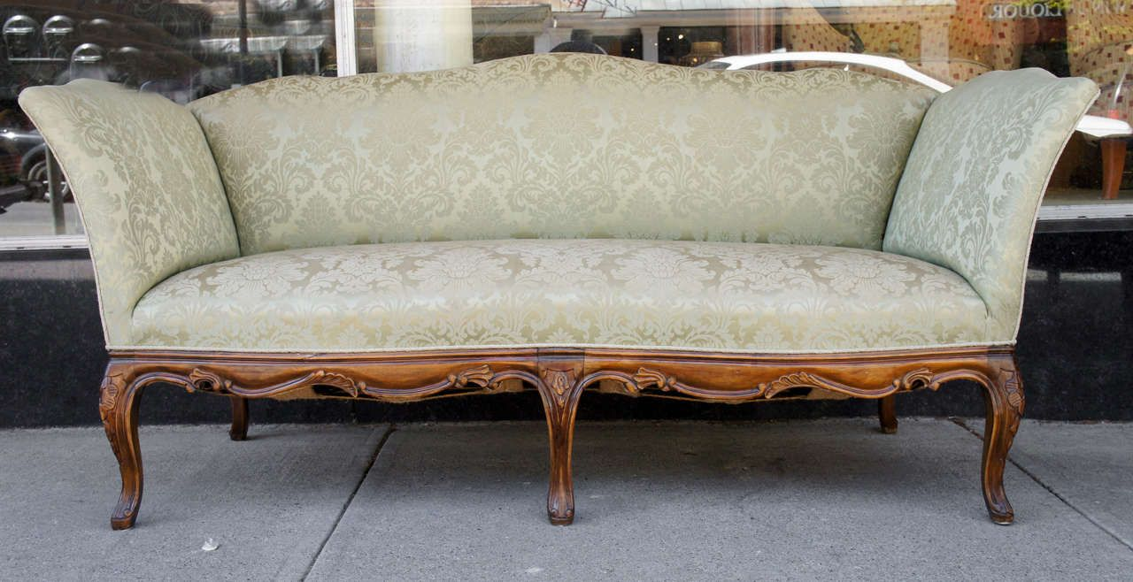 French Provincial Sofa Salon Set From