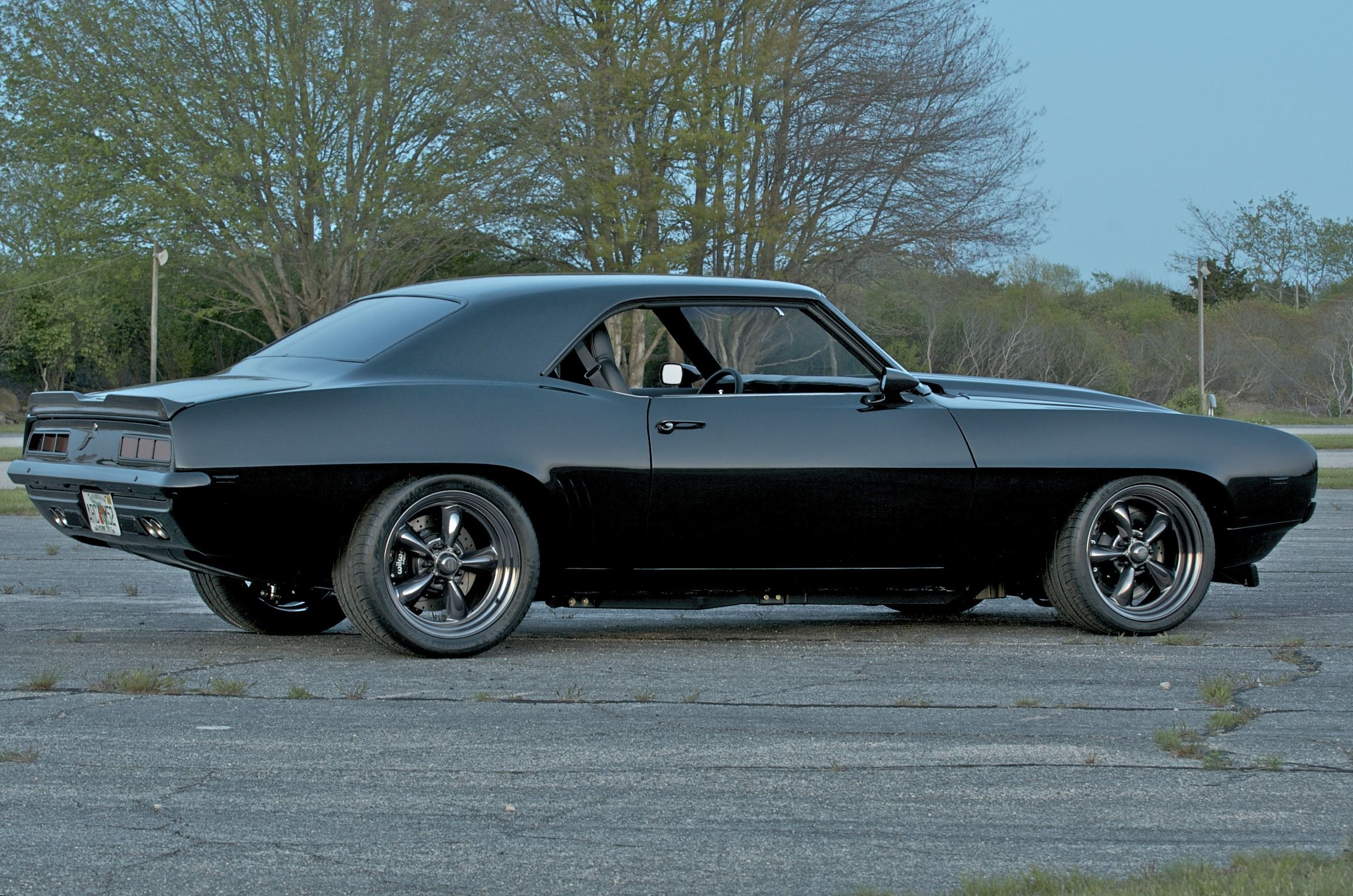 1969 Chevrolet Camaro SS - Muscle Car