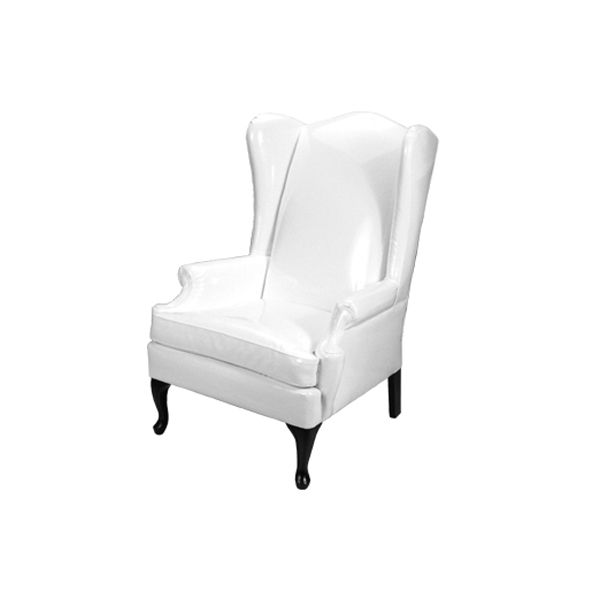 Custom Wingback Chair Made To Order By GrabASeat On Etsy, Can Do 25 Deep X  32 Wide, Perfect For The Size We Need In The Sitting Area Of The Store.