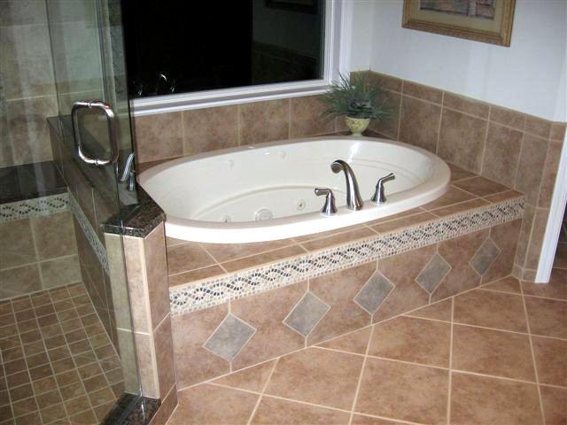 bathroom tile bathroom tile chicago by dynasty innovations llc - Bathroom Tiles Around Tub