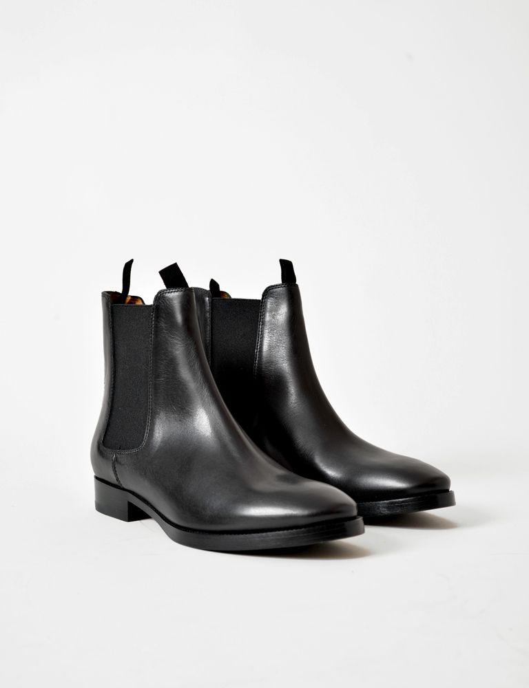 Acne Studios bess ankle boots at Bird : ShopBird.com