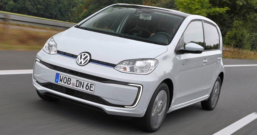 Vw Up Slated To Go Ev Only Could Gain Crossover Variant Vw Up