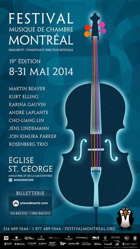 Sisyphe Le Festival De Musique De Chambre De Montreal Un Musique De Chambre Festival De Musique Musique