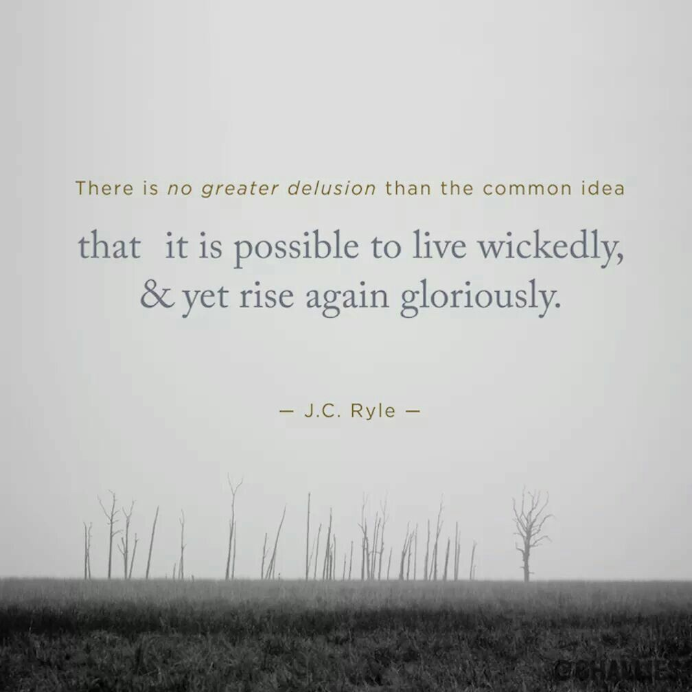 christian quotes   J.C. Ryle quotes