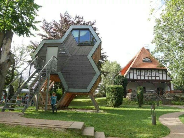 Übernachten im Baumhaus an der Ostsee - unser Erfahrungsbericht von ...