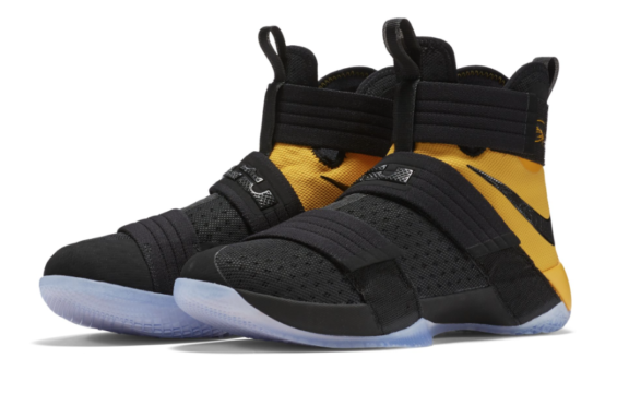bf61f04e70c6 New Colorways Of The Nike LeBron Zoom Soldier 10 SFG Are Coming Soon ...