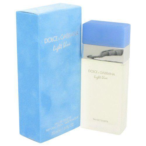 Light Blue For Women By Dolce Gabbana Eau De Toilette Edt 50ml 1 6 1 7 Oz Spray Dolce And Gabbana Perfume Light Blue Perfume Dolce Light Blue