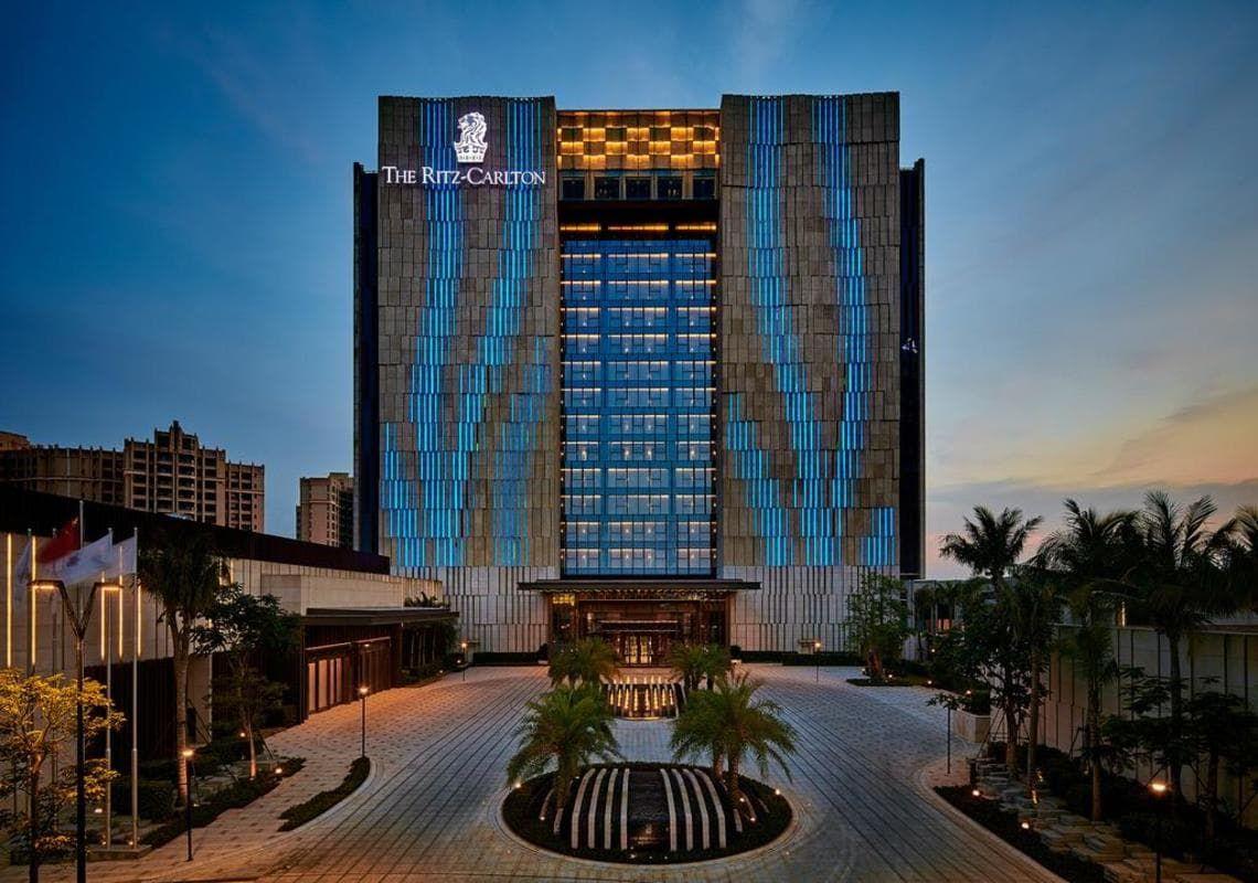 The Ritz Carlton Haikou True 5 Stars