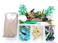 Dinosaur Sensory Kit/Dinosaur Sensory Bin/Toddler Sensory Kit/Sensory Bin/Dinosaur Kit/Kids Christmas Gift/Sensory Play/Sensory Kit