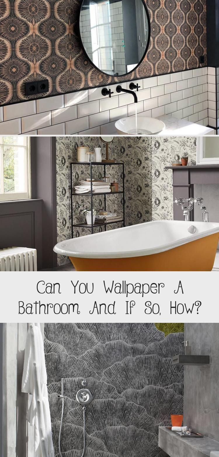 Can You Wallpaper A Bathroom And If So How Bathroom Wallpaper Teal Bathroom Wallpaper Fish Bathroom Wallpaper