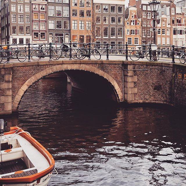 Venice of the north. #amsterdam . #iamsterdam #amstergram ...