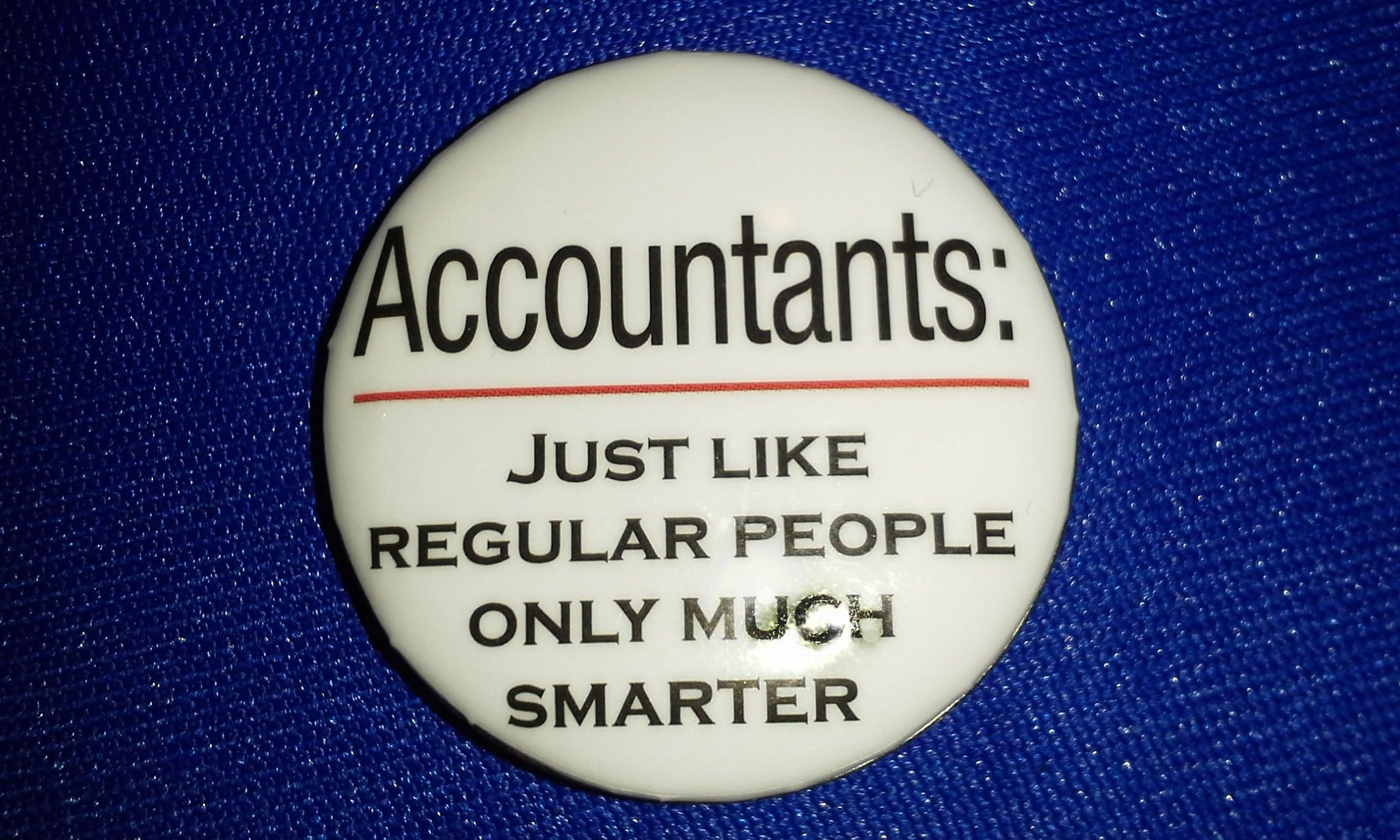 know a couple of these     accountant