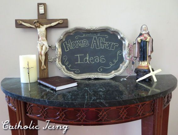 Home Altar On Pinterest