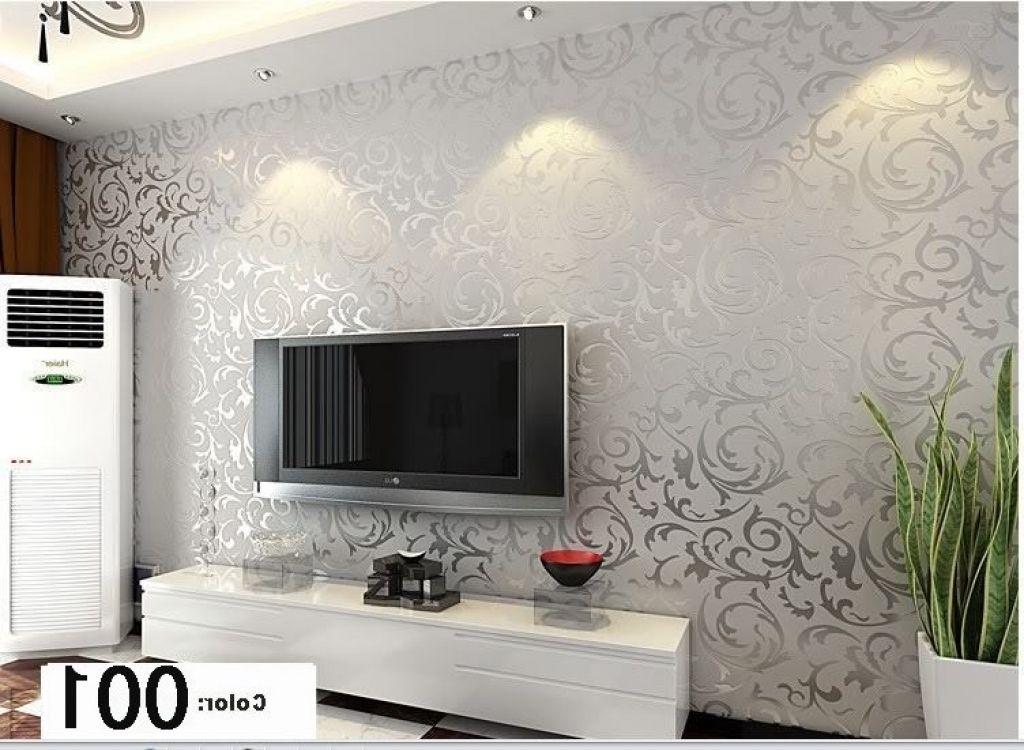 Moderne Wohnzimmer Tapeten Online Kaufen Grohandel Vinyl Wallpapers