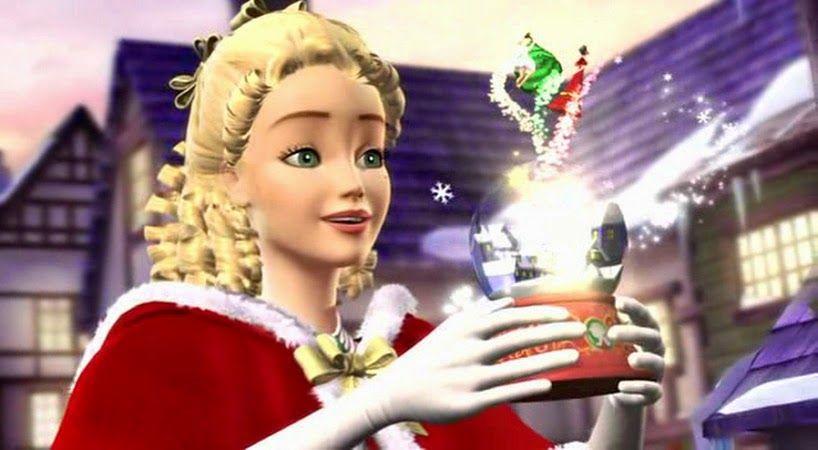 Free Barbie Movie Wallpapers Download Barbie In A Christmas Carol