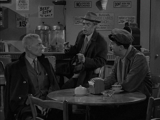 Twilight Zone: Season 2, Episode 28 Will the Real Martian