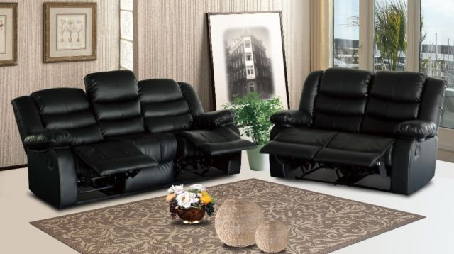 Roma 3 And 2 Seater Leather Recliner Sofa New On Gumtree This Is A Real Bargain Only 350with Free Delivery For A Brand New 3 And 2 S Hairstyle Leath