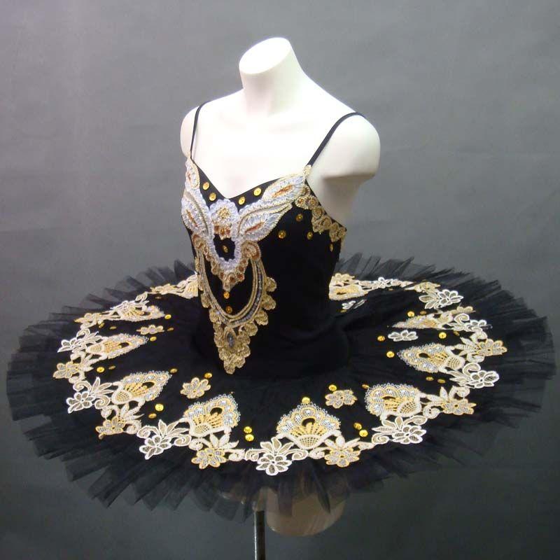 Black Classical Ballet Tutu