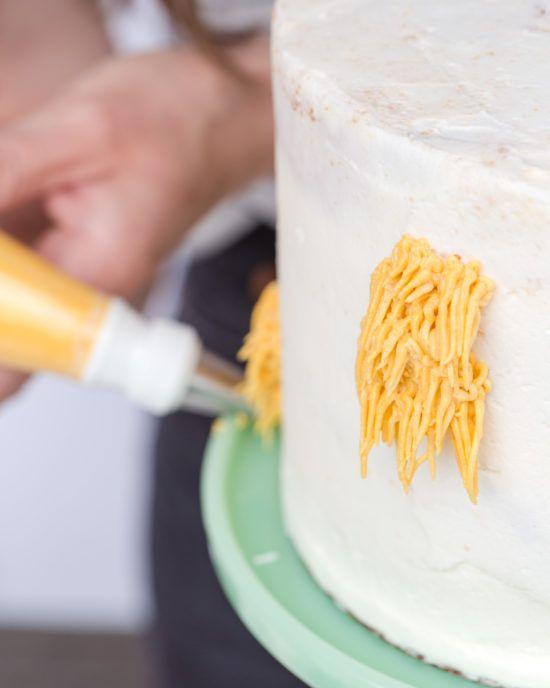 How to Make a Shag Cake