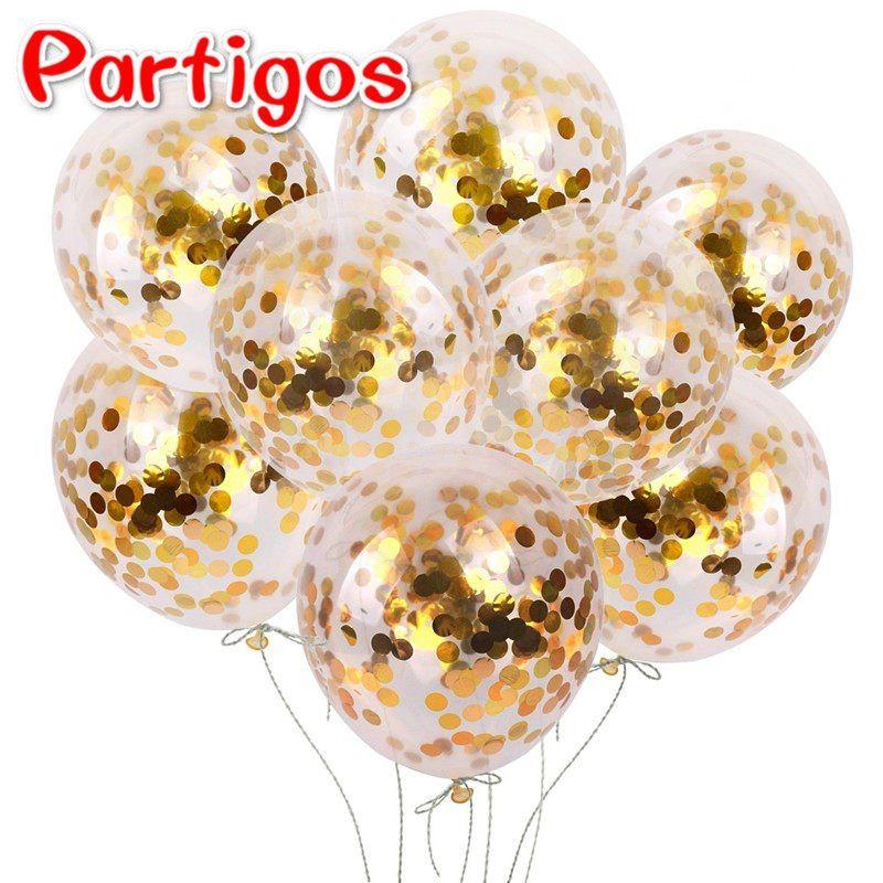 Decorazione da tavola Coriandoli decorativi palloncini