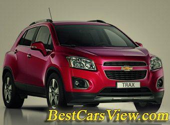 New Compact Suv Chevrolet Trax Auto Blog Hyundai Suv Trax