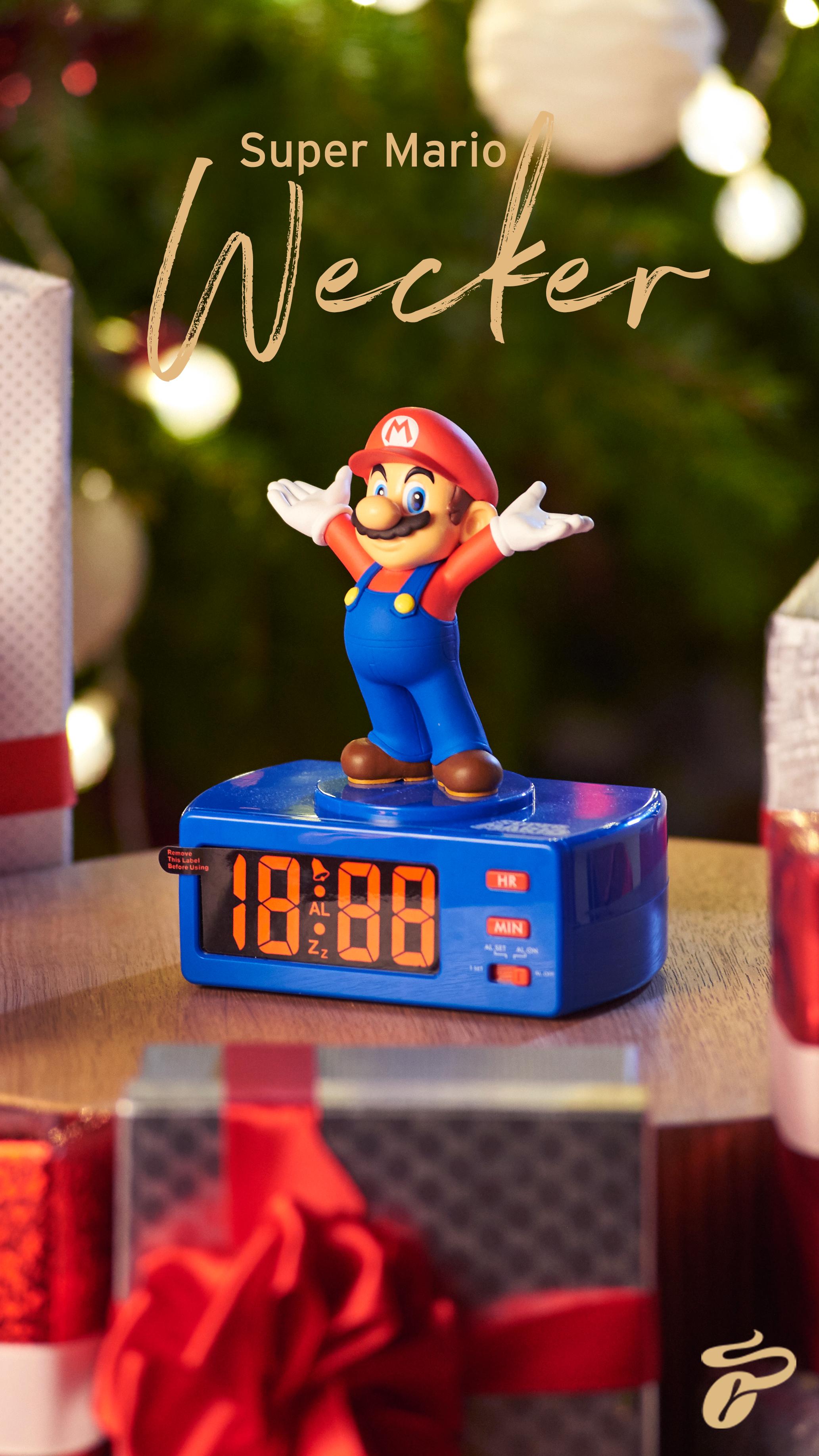 It S Me Mario Tolle Geschenkidee Fur Super Mario Fans Geschenkidee Esweihnachtetmehr Tchibo Geschenkideen Geschenke Geschenk Fur Freund