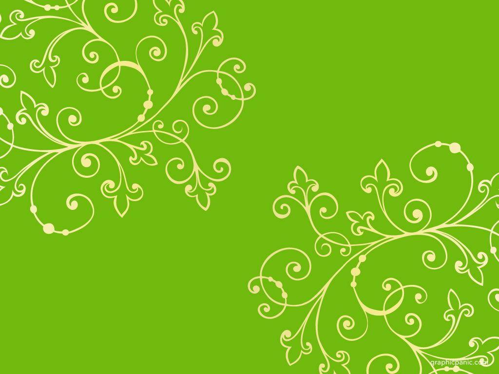 neon green backgrounds