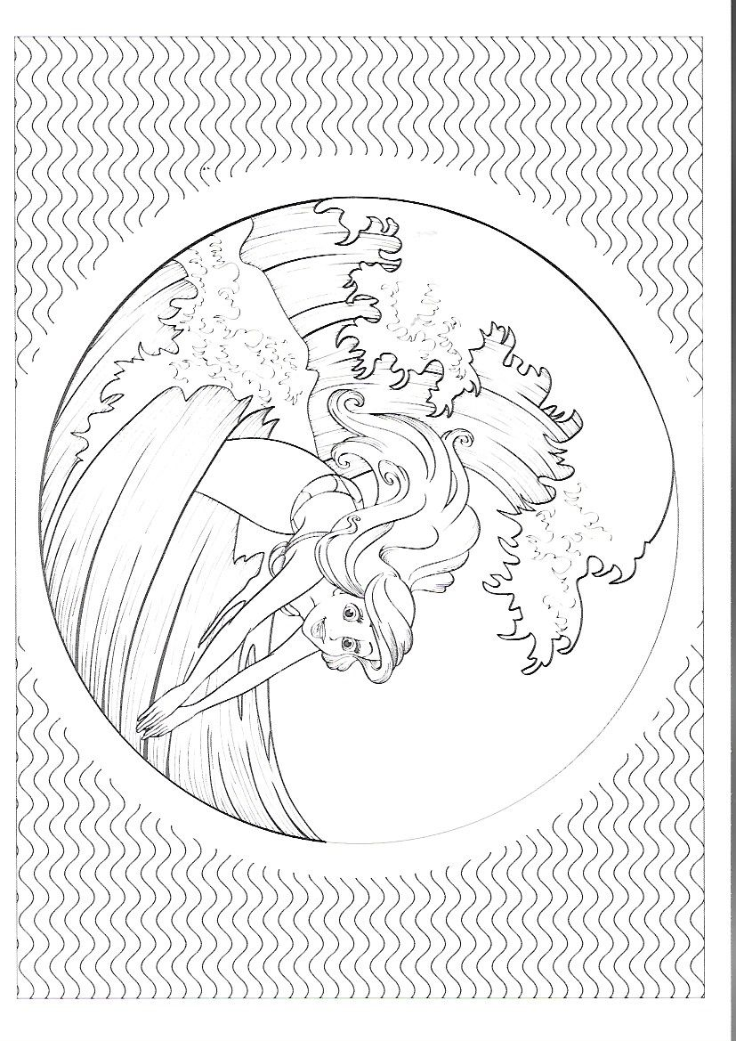 Pin By Michelle Jones On Disney Coloring Mermaid Coloring Pages