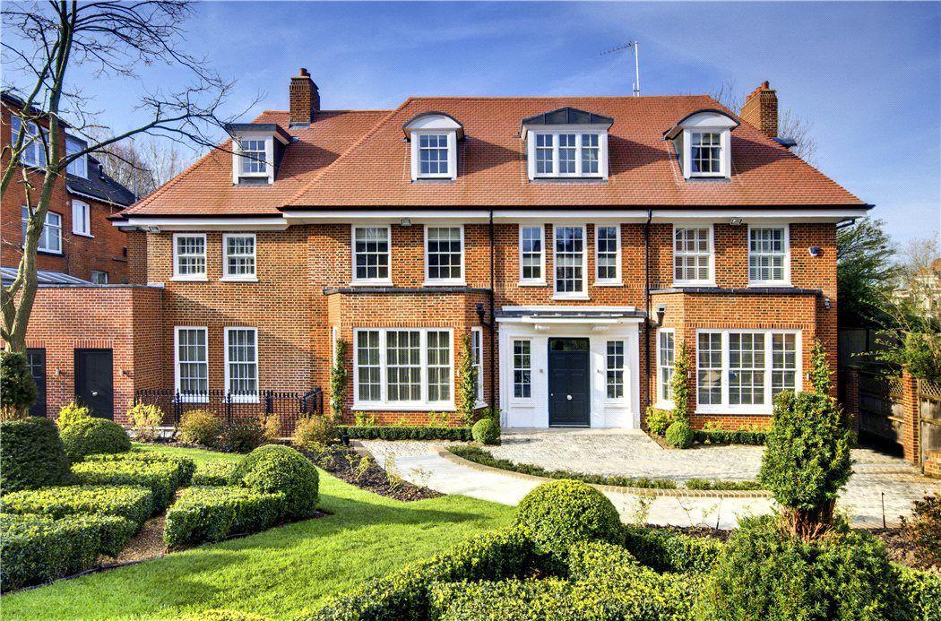 Bracknell Gardens London Nw3 24 650 000 Mansions Luxury Garden Mansions Luxury
