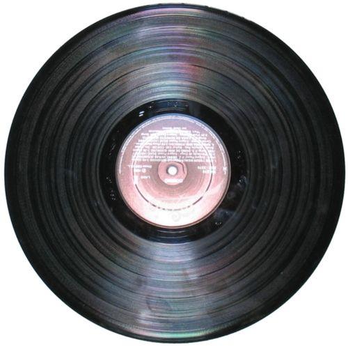 LP - langspeelplaat 33 toeren