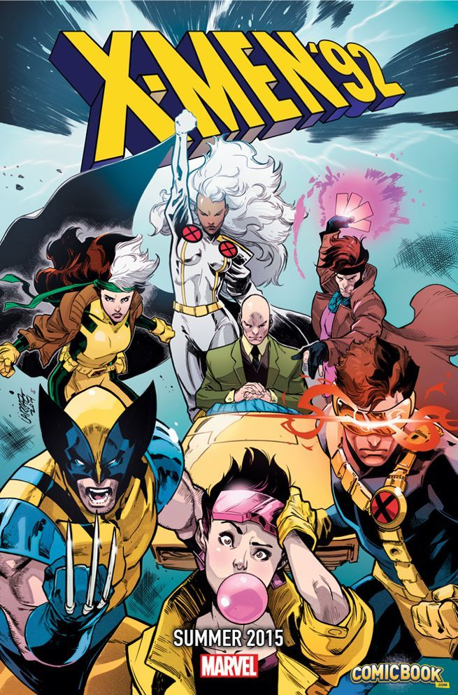 1274387d9e6 Marvel Teases X-Men '92's Return | Marvel, son | Comic books, X men ...