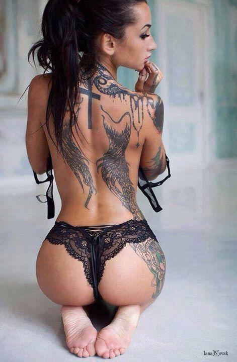 Busty Tattoo Girl Fucked